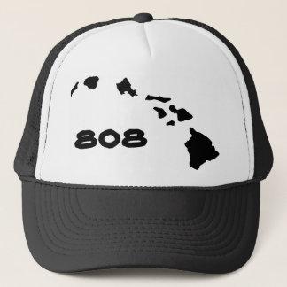 Hawaiian Hawaiian Islands 808 Trucker Hat