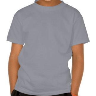Hawaiian HedgeHog and Palm Tree Kids Shirts