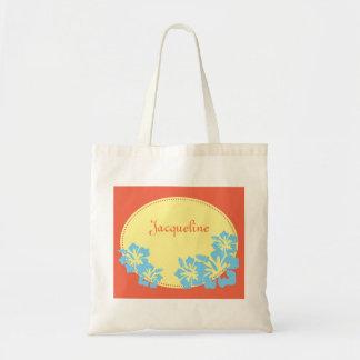 Hawaiian Hibiscus Bag