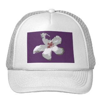 Hawaiian Hibiscus Cap
