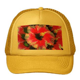 Hawaiian Hibiscus Collection Cap