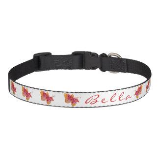 Hawaiian Dog Collars Personalized