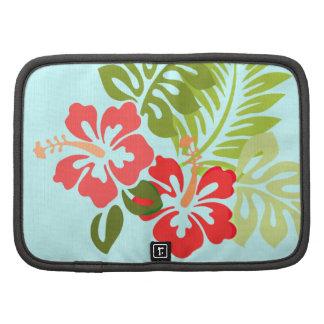 Hawaiian Hibiscus Organizer