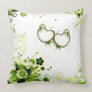 Hawaiian  Honeymoon Dreams Throw pillow