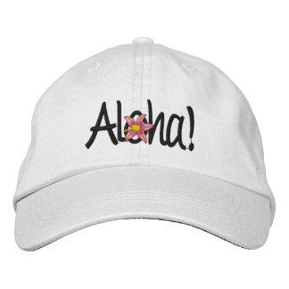 Hawaiian Honeymoon Embroidered Cap Embroidered Baseball Caps