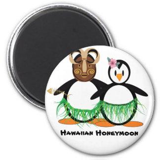 Hawaiian Honeymoon Magnet
