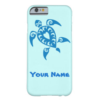 Hawaiian Honu Barely There iPhone 6 Case