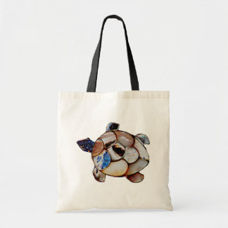 Hawaiian Honu Turtle tote bag