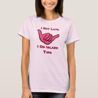 Hawaiian humor island time tank