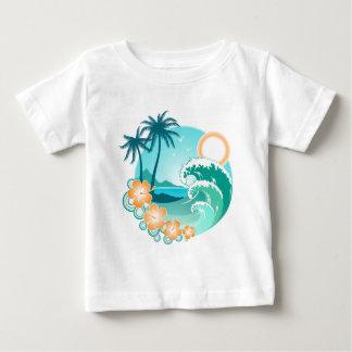 Hawaiian Island 1 Baby T-Shirt