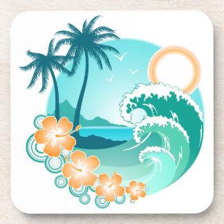 Hawaiian Island 1 Coaster