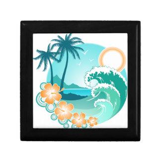 Hawaiian Island 1 Gift Box