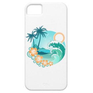 Hawaiian Island 1 iPhone 5 Cover