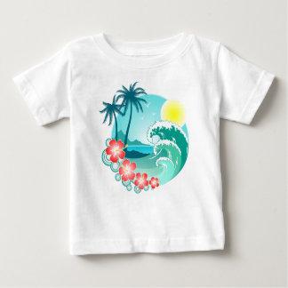 Hawaiian Island 3 Baby T-Shirt