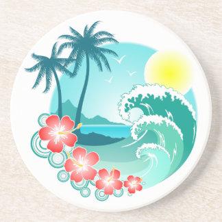 Hawaiian Island 3 Coaster