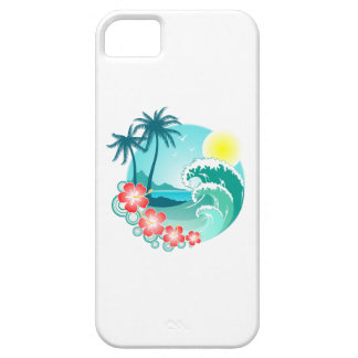 Hawaiian Island 3 iPhone 5 Cases