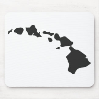 Hawaiian Island Chain Mouse Pad