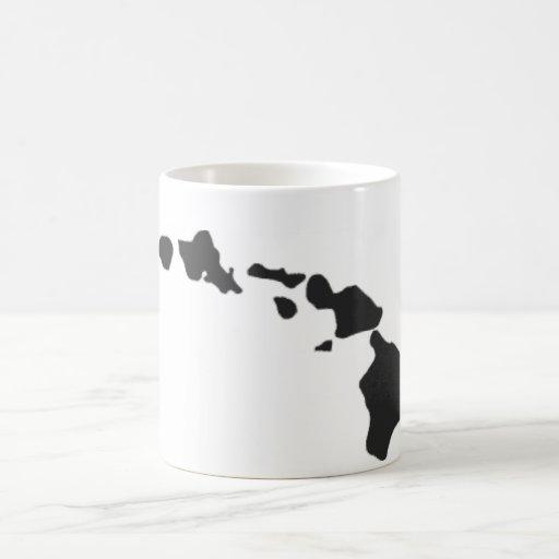 Hawaiian Island Chain mug