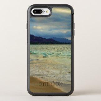 Hawaiian Island Sunset Glow OtterBox Symmetry iPhone 7 Plus Case