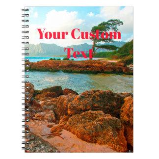 Hawaiian Islands Beach Retreat Notebooks