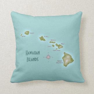 Hawaiian Islands Cushion