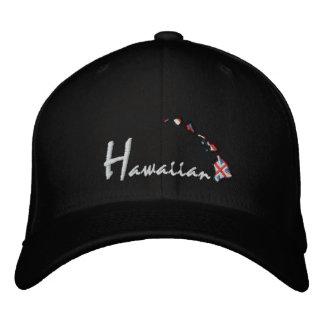 Hawaiian Islands Hat Black