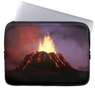 Hawaiian Islands Volcano Laptop Sleeve