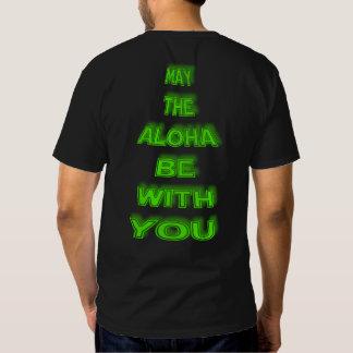 Hawaiian Jedi Tshirt