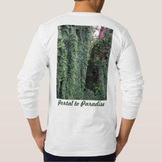 Hawaiian Jungle Vines T-Shirt