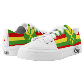Hawaiian Kanaka Shoes