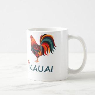 Hawaiian Kauai Wild Rooster Coffee Mug