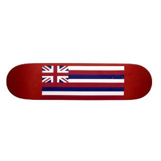 Hawaiian kingdom_flag Skateboard