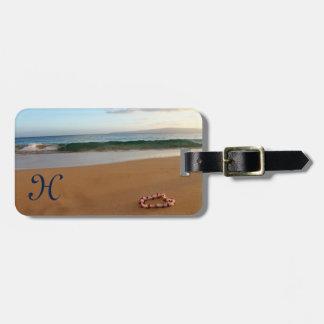 Hawaiian Lei Luggage Tag