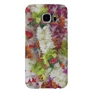 Hawaiian Leis Samsung Galaxy S6 Cases
