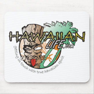 Hawaiian Life Mouse Pad
