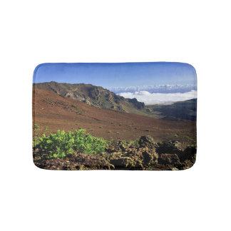 Hawaiian Mountain Range Bath Mat