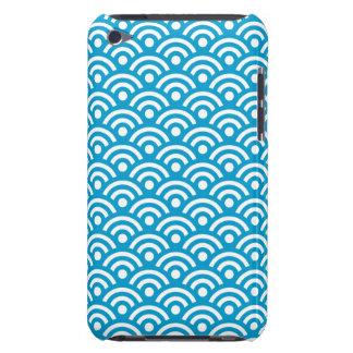 Hawaiian Ocean Blue iPod Touch G4 Case