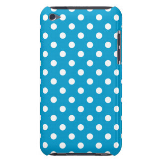 Hawaiian Ocean Blue Polka Dot iPod Touch G4 Case iPod Touch Cases