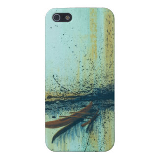 Hawaiian Outrigger in Storm iPhone 5/5S Cases