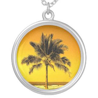 Hawaiian Palm Tree Jewelry