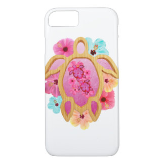 Hawaiian Pink Honu iPhone 8/7 Case