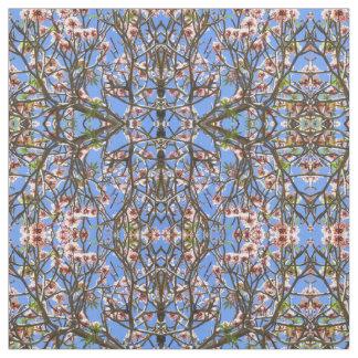 Hawaiian Plumeria Fabric