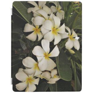 Hawaiian Plumeria iPad Case iPad Cover