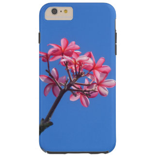 Hawaiian Plumeria Tough iPhone 6 Plus Case