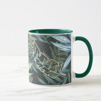 HAWAIIAN PRINT V mug