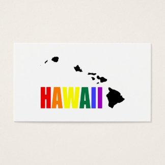 Hawaiian Rainbow 2 Business Card