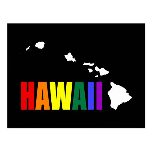 Hawaiian Rainbow 3 Postcard