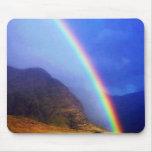 Hawaiian Rainbow Mousepad