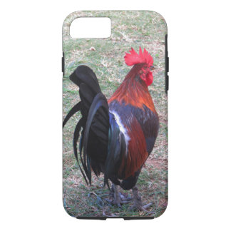 Hawaiian Rooster iPhone 7 Case