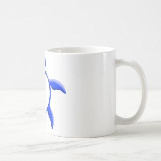 HAWAIIAN SEA TURTLE COFFEE MUG
